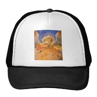 Music Making Angel by Forli Trucker Hat