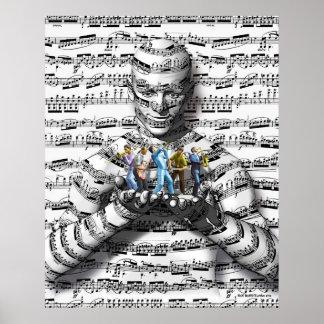 Music Man Print
