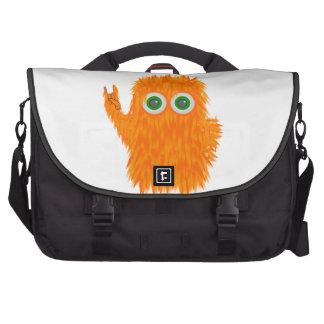 Music Monster Laptop Commuter Bag