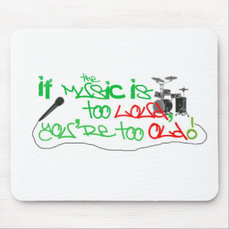 Music Mouse Pad