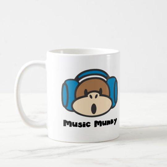 Music Munky Mug