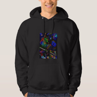 Music Music Hooded Pullovers