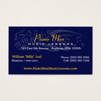 Music / Musician Business Card