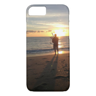 music & nature at its best , here comes the SUN iPhone 8/7 Case