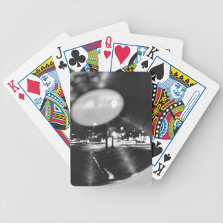 Music Night Bicycle Playing Cards