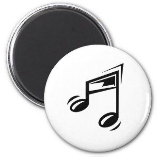 Music Note Magnet