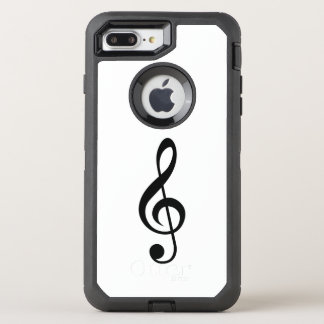 Music Note OtterBox iPhone 7 Plus Defender Case