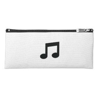 Music Note Pencil Case