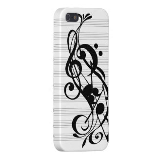 music note phone case iPhone 5/5S cases