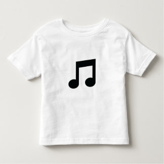 Music Note Toddler T-shirt
