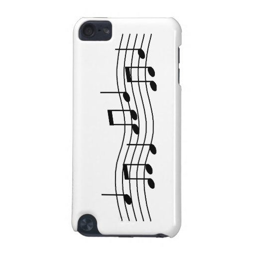 Music Notes iPod Touch 5G Cover