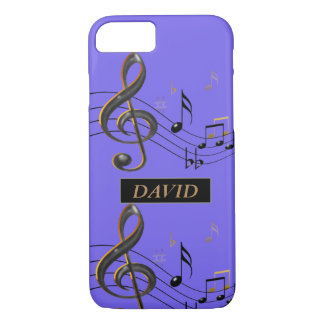 Music Notes Case-Mate iPhone Case
