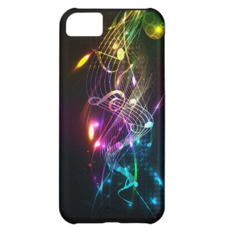 Music Notes in Color for Music-lovers iPhone 5C Cover