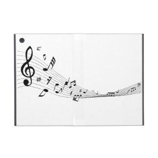 music notes ipad mini case