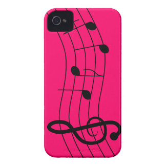 Music Notes iPhone 4s Case