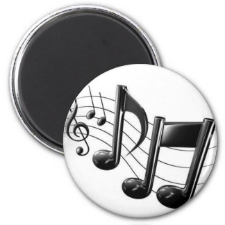 Music Notes Magnets