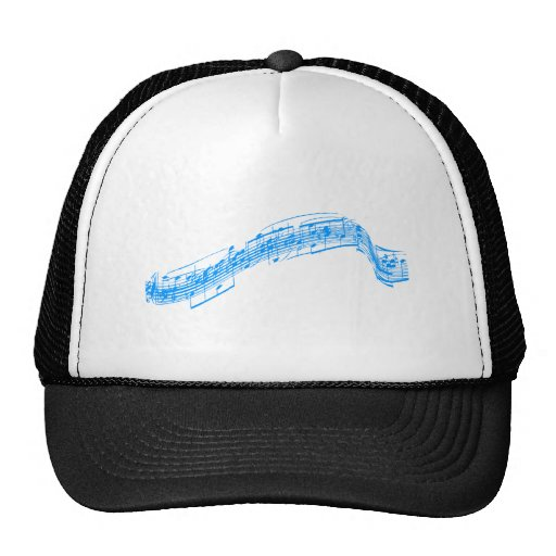 Music notes music notes hats