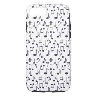 Music Notes Phone Case