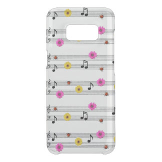 Music Notes Samsung Clearly™ Case