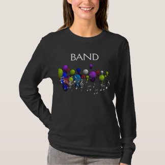 Music Notes Tee-Shirt T-Shirt