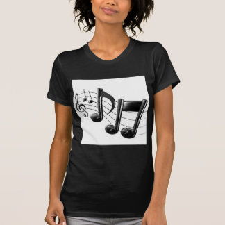 Music Notes Tees