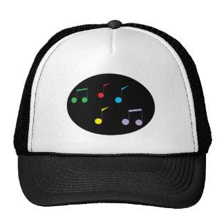 Music Notes Trucker Hat