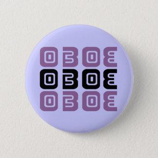 Music Oboe Button