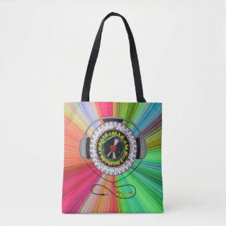 Music of Life All-Over-Print Bag