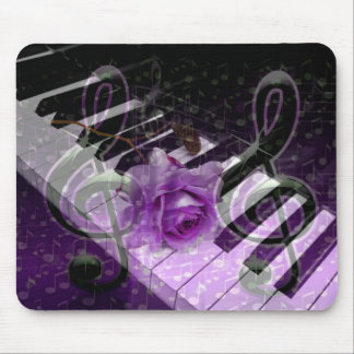Music Of Love_ Mouse Pad