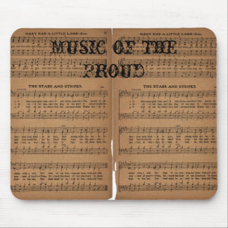 Music of the Proud Mouse Pad