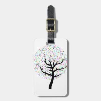Music Office Home  Personalize Destiny Destiny' Luggage Tag