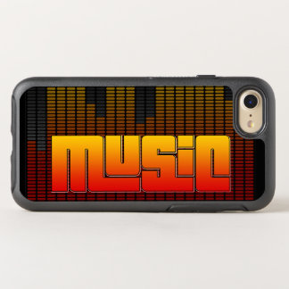 Music OtterBox Symmetry iPhone 7 Case