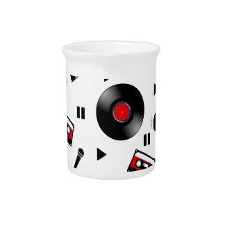 Music pattern pitcher