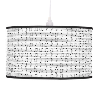 Music Pendant Lamp