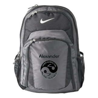 Music Personalized Nike Performance Backpack