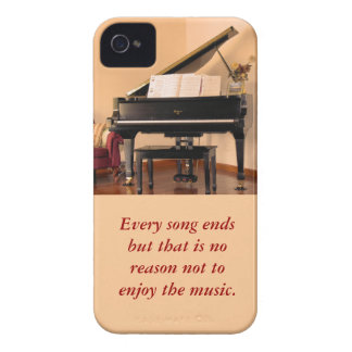 Music - phone cover iPhone 4 cases