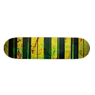 Music Piano Style Skate Board Deck