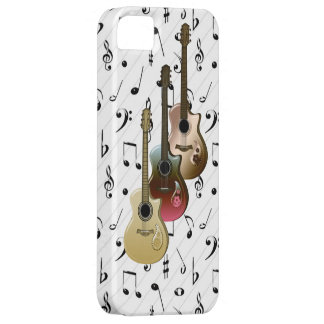 Music Player 3 Guitars Case-Mate iPhone 5 iPhone 5 Cover