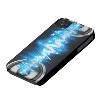 music power design iPhone 4 Case-Mate cases