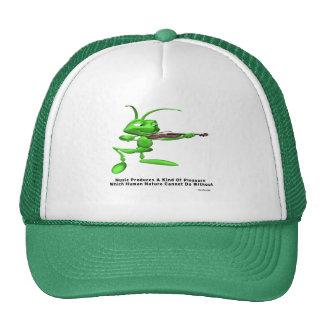 Music Produces Pleasure Trucker Hat