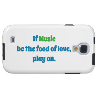 Music Quote - If music be the food of love, play …