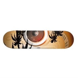 music skate decks