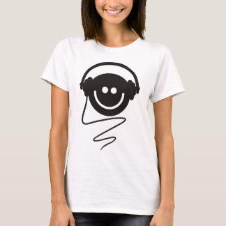 Music smiley T-Shirt