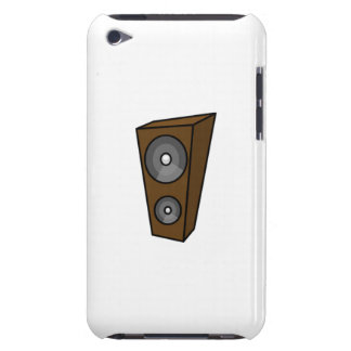Music Speaker Barely There iPod Case