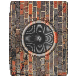 Music speaker iPad cover