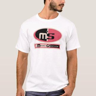 Music Station T-shirt