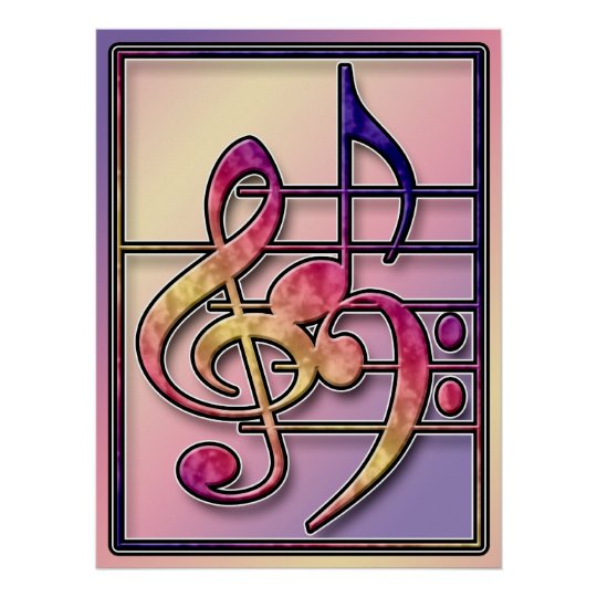Music Symbols 2 print