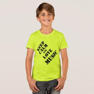 Music T shirts Kids