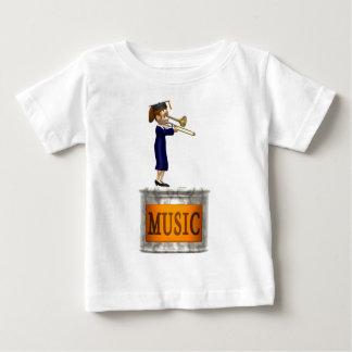 Music Teacher Baby T-Shirt