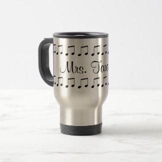 Music Teacher Mug Customizable